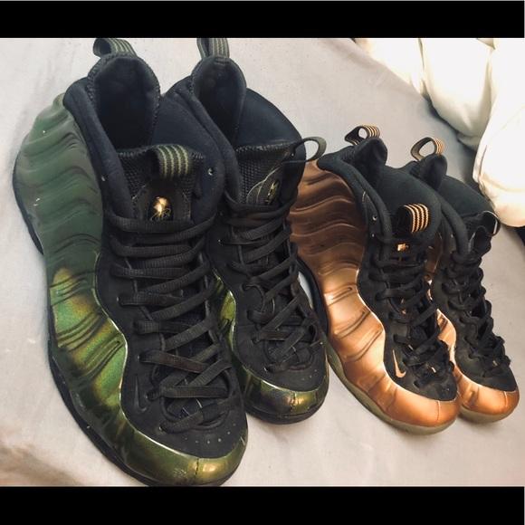 best service 668b7 dea19 Nike Foamposite One Copper   Legion Green. M 5bf9a98a7386bc33eee48d5e